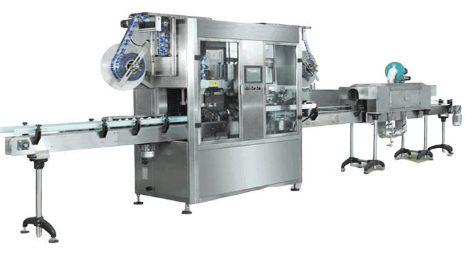 sleeve labeller