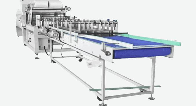 shrink wrapper machine