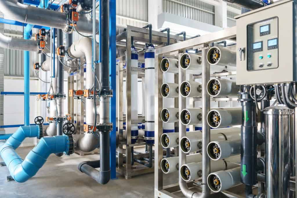 The difference between ultrapure water equipment and pure water equipment