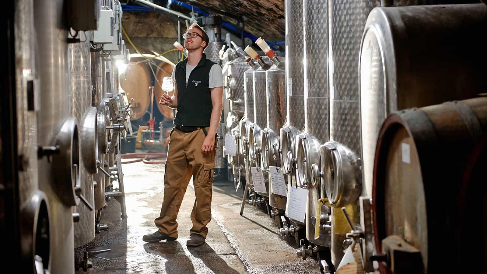 Social Distancing in the Cellar: German and Austrian Vintners Grapple with Coronavirus Shutdown